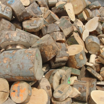 Bukové palivové dřevo - odřezky