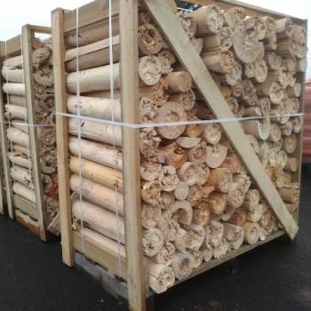 Bukové palivové dřevo - kulány